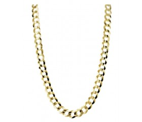 10K Cuban Link Chain (Semi-Solid)