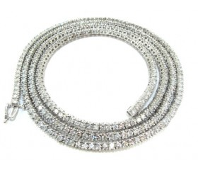 14k Stunner Chain 22 Inches, 3mm, 10.00ct