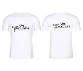 Men's White Signature T-Shirt