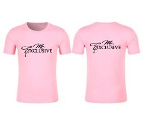 Ladies Pink Signature T-Shirt